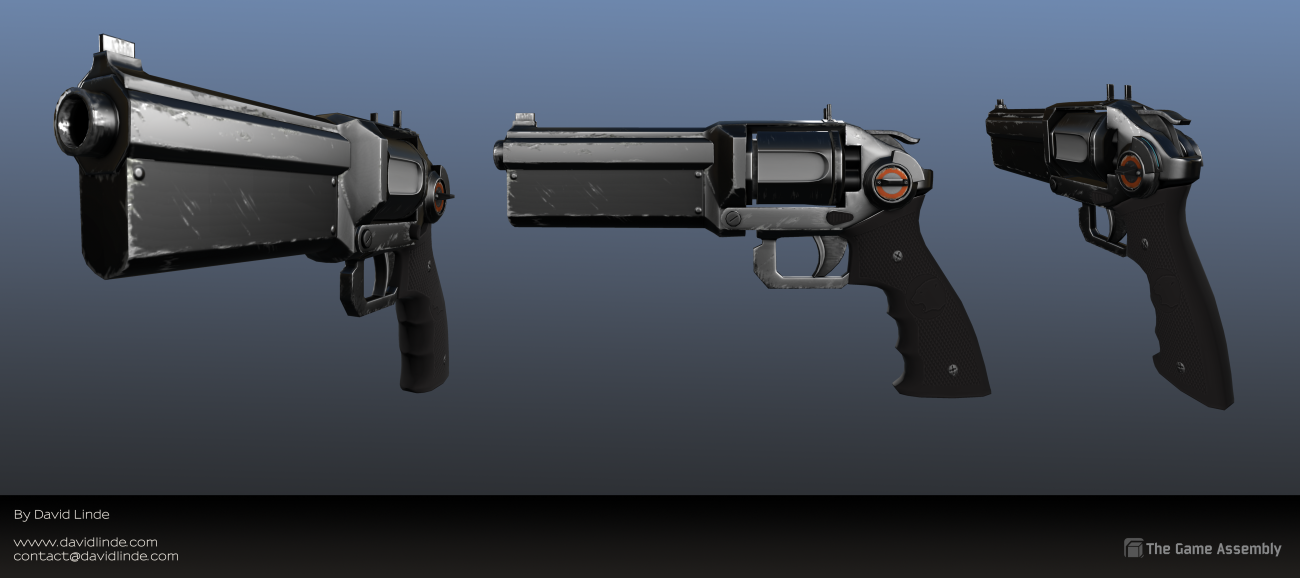 revolver 01 by david linde