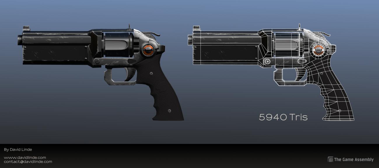 revolver 02 by david linde